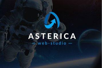 """Веб-студия """"Asterica"""""""